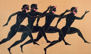 ancient Olympic oath