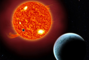 another star or exoplanet
