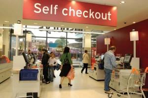 self service checkout advantages