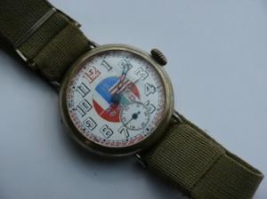 wristwatch WWI
