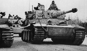ww2 tiger tank