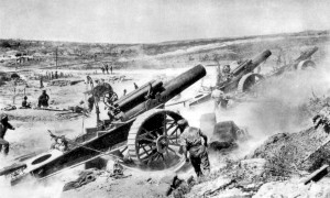 Artillery Somme