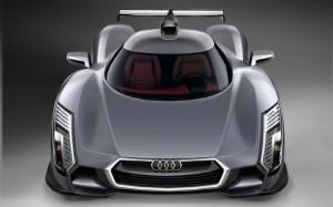 Audi R20 road car
