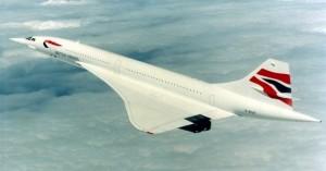 BA's Concorde