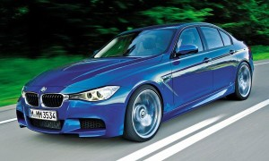 BMW M3 2014