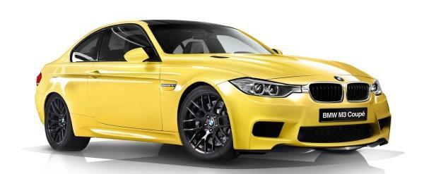 BMW M3 Side