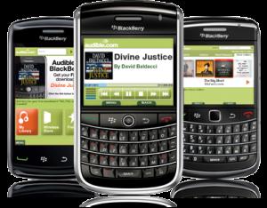 Blackberry Device
