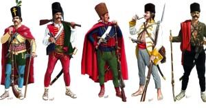 Croatian grenzers