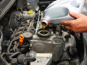Engine Oil grade and viscosity
