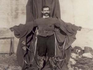 Franz Reichelt parachute suit