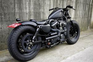 Harley-Davidson 883cc
