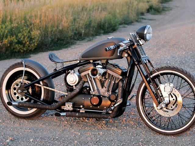 Harley davidson sportster 1999