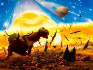 Mass die-offs affected Earth
