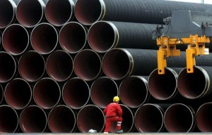Nord Stream Gas Pipeline