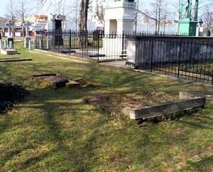 Reinhard Heydrich Grave