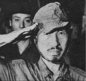 Second Lieutenant Hiroo Onoda
