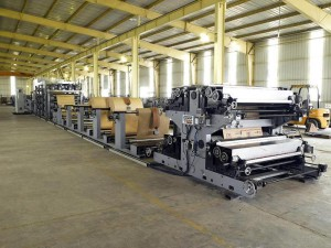 Step by Step paper production