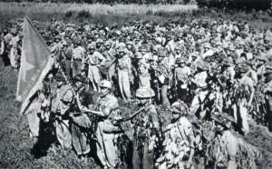 Viet Minh forces