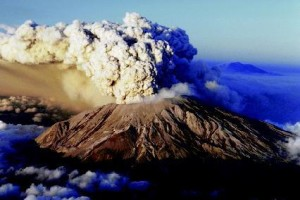 Volcanoes Shape the Earth