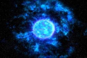 Wolf Rayet Star