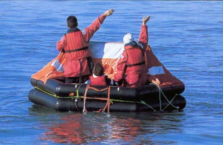 How Do Inflatable Life Rafts Work - Some Interesting Facts