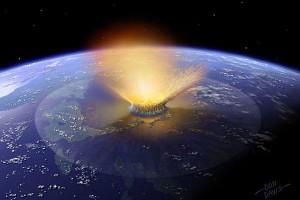 mega impact kill off the dinosaurs