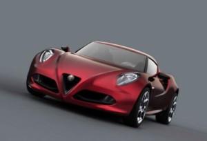 2013/2014 Alfa Romeo 4C