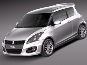 2013 Suzuki Swift Sport