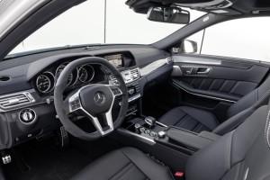 2014 Mercedes E63 AMG interior