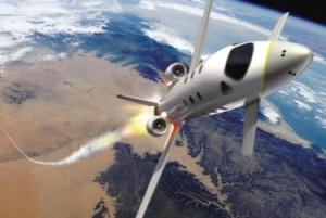 European Space Agency spaceplane