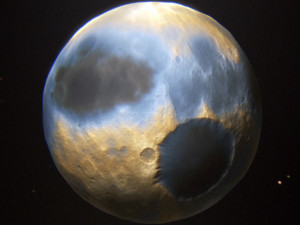 Pluto inside and out