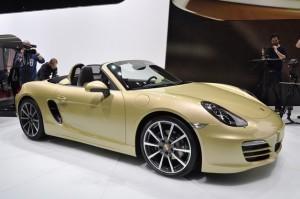 Porsche Boxster Review 2013