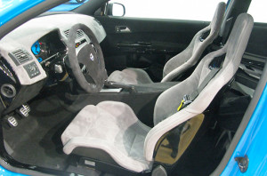 Volvo C30 Polestar Concept Interior
