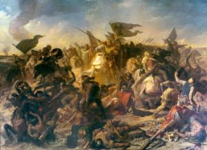 Battle Of Lechfeld 955