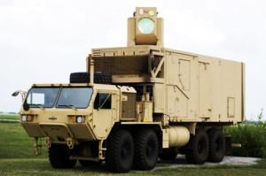 Boeing Laser Truck