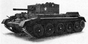 Cavalier ARV Mk I