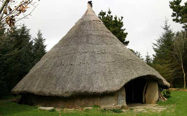 What Is Inside A Celtic Roundhouse Some Interesting Facts