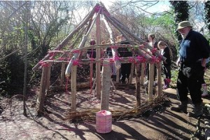 How To Make a Celtic Roundhouse