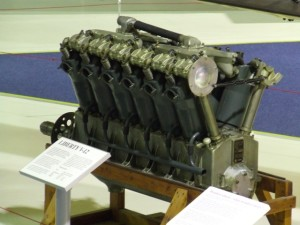 Liberty V12 engine