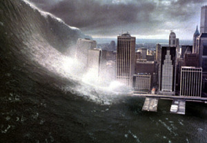 Mega Tsunamis