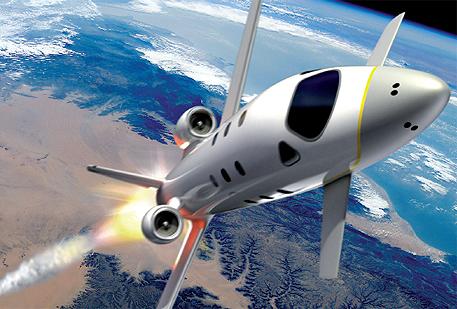 Spacecraft navigate