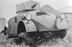 Straussler Armored Car