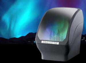 aurora simulator