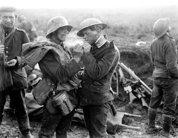 Christmas Truce Of 1914.10 True Facts About The Christmas Truce Of 1914 Some